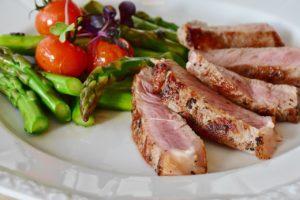 zdrowa dieta pomoże osiągnąć płaski brzuch